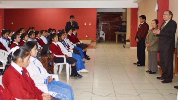 Corte de Justicia de Cajamarca capacitó a
