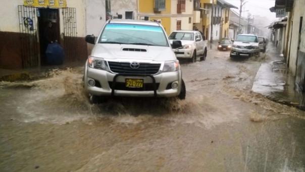 Lluvias en Cajamarca aumentaría después de la quincena de octubre