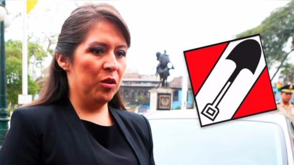 El pedido de Yeni Vilcatoma de unirse a Acción Popular ha sido rechazado por la dirigencia del partido.
