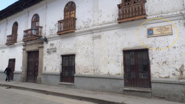 Museo Arqueológico de la Universidad Nacional de Cajamarca