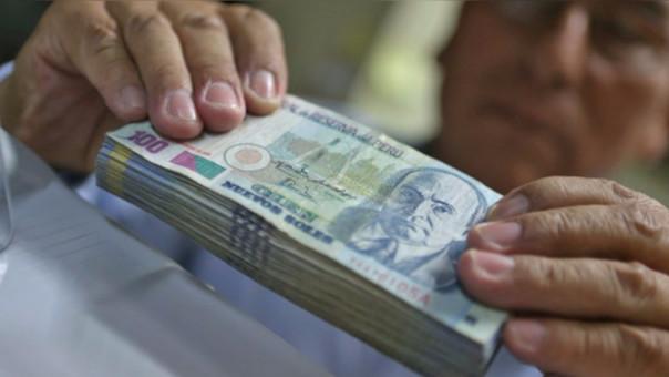 La reducción nunca podrá ser por debajo del sueldo mínimo de S/850 al mes