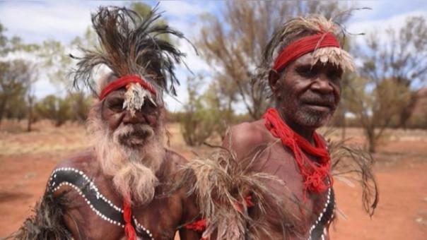 Los aborígenes australianos son descendientes directos de los primeros hombres que salieron de África.