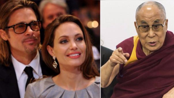 Dalai Lama también opinó sobre Kim Kardashian.