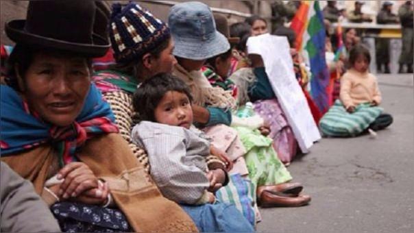 Evo Morales denunció ante la ONU la discriminación que sufren los bolivianos en Chile.