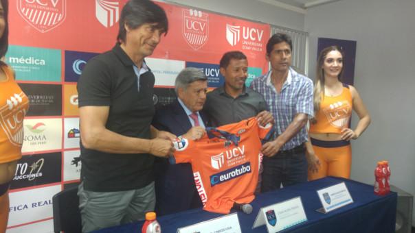 """Roberto Palacios: """"Vallejo saldrá de este complicado momento"""""""
