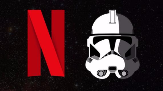 Las películas de la saga Star Wars estarán disponibles en Netflix desde el 2 de octubre.