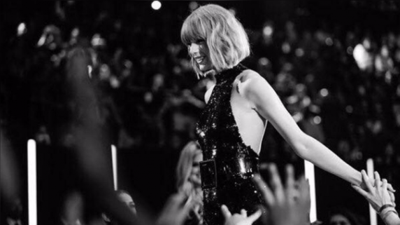 Taylor Swift: filtran su nueva canción