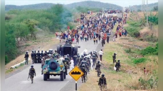 El conflicto del Baguazo en 2009, que ocasionó 33 muertos, fue el contexto de creación de la Ley de Consulta Previa, según el informe.