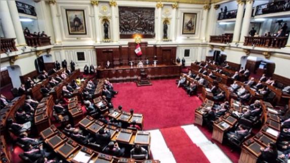El pleno del Congreso otorgó facultades al Ejecutivo.