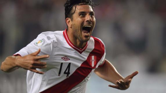 Claudio Pizarro logró ganar el tercer puesto de la Copa América Chile 2015 con la Selección Peruana.