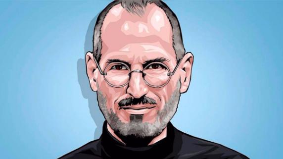 Steve Jobs falleció a los 56 años.