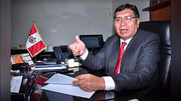 Congresista Lucio Ávila se encuentra en semana de representación parlamentaria.