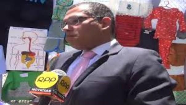Director del penal de Huaraz, Arón Rodríguez
