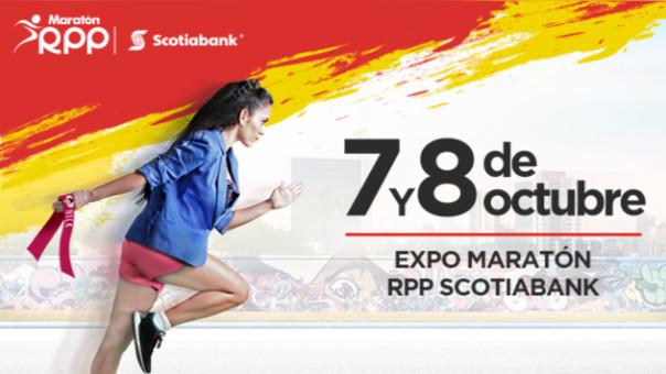 Expo Maratón RPP Scotiabank