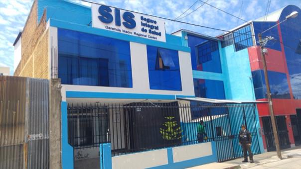 SIS Macro Región Centro