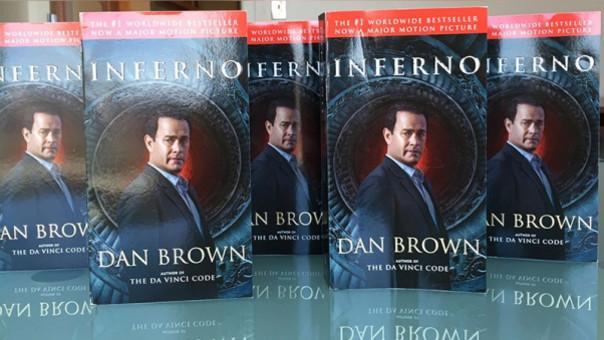 """Dan Brown, autor de """"Inferno"""", revela sus secretos para el éxito"""