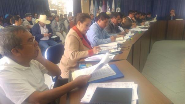 Consejo Regional de Cajamarca