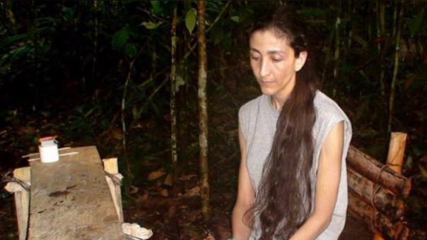Ingrid Betancourt fue secuestrada en febrero de 2002, cuando era candidata presidencial y visitaba una zona afectada por la guerra.