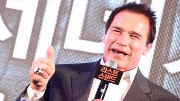 Arnold Schwarzenegger compartió con sus seguidores su voto para las próximas elecciones en Estados Unidos.