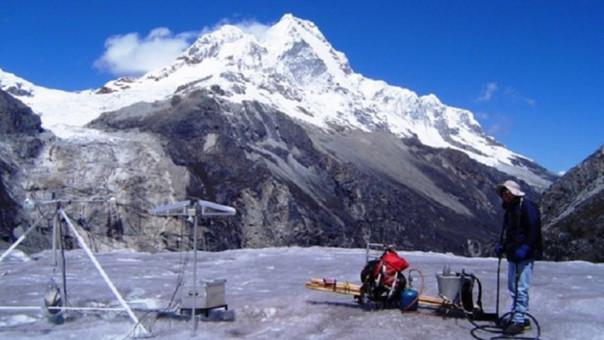 Los glaciares peruanos perdieron la mitad de su masa en los últimos 40 años.
