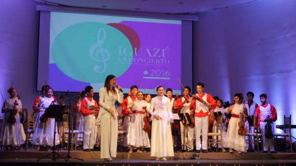 La Orquesta Filarmónica Infanto Juvenil se creó en 2003, el elenco está conformado por 65 niños y jóvenes y se espera que tras esta audición sean 100 los integrantes.