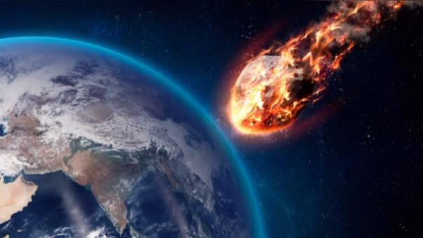 Asteroide Meteorito