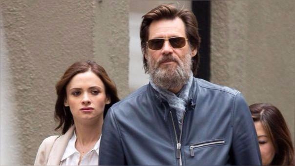 Jim Carrey y Cathriona White retomaron su relación poco antes del suicidio de ella.