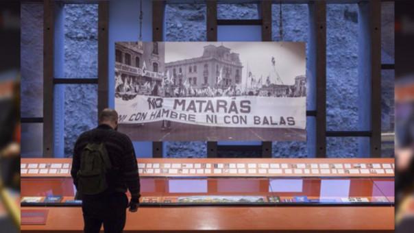 """Bajo la premisa de """"un país sin memoria está destinado a repetir su historia"""", el lugar de la memoria busca preservar en la mente de los peruanos los hechos que marcaron el conflicto interno en el Perú."""