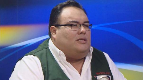 Bobby Matos llegó al sillón municipal de San Martín de Porres este año con el partido Siempre Unidos.
