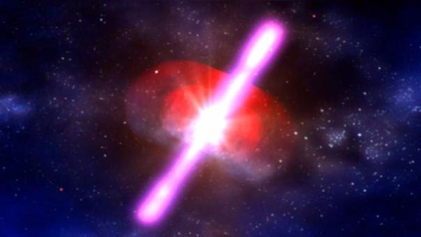 La vida extraterrestre podría alimentarse de rayos cósmicos, según investigación científica.