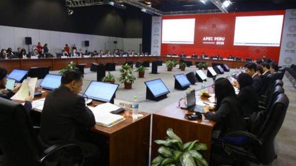 Altos funcionarios de Finanzas de APEC inician reuniones en Lima