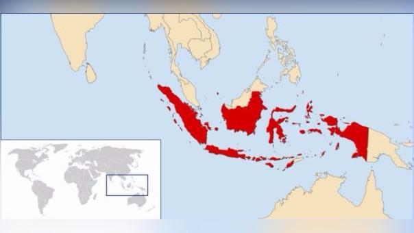 Con 260 millones de habitantes, Indonesia es el cuarto país más poblado del mundo.