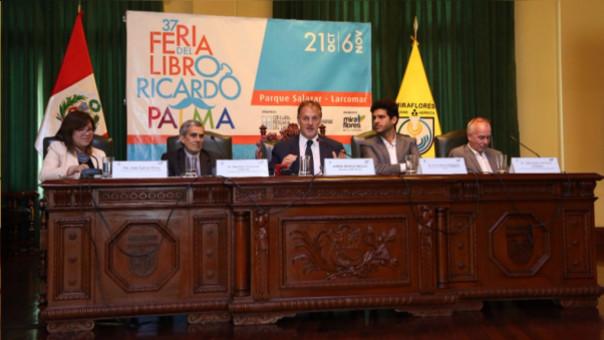 Estos son los invitados internacionales — Feria Ricardo Palma