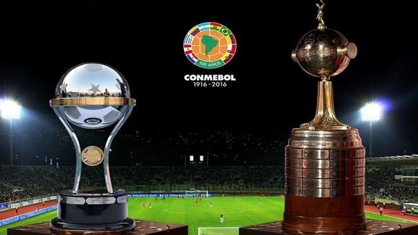 Copa Libertadores - Copa Sudamericana
