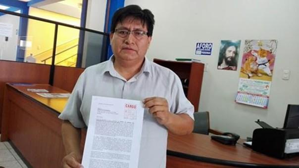 Transportistas protestan por Ordenanza Municipal que incrementa costo de papeletas