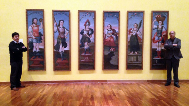 La Escuela de Arte Cusqueño es una de las más reconocidas del continente