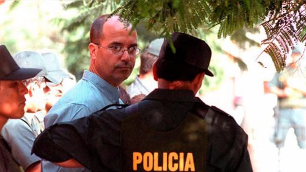 Terrorista chileno del MRTA, Jaime Castillo, fue excarcelado este viernes.