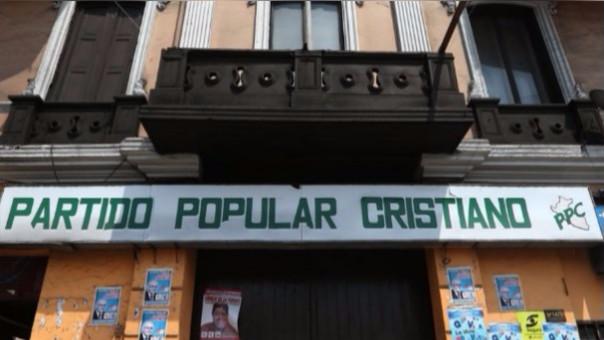 Sede del Partido Popular Cristiano