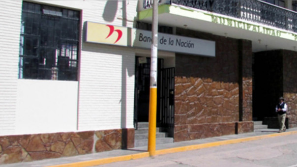 Banco de la Nación de Canta