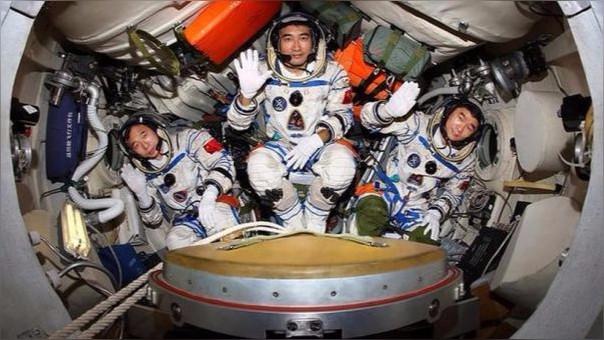 Los chinos están listos para una nueva misión en el espacio.