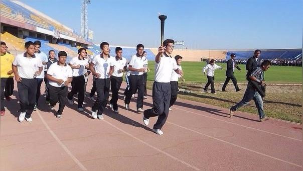 Inauguran los Juegos Deportivos Escolares Nacionales