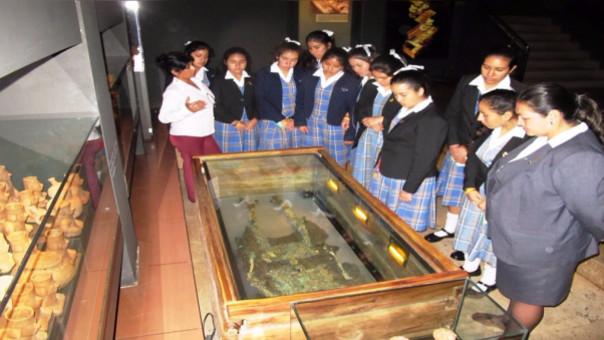 Escolares conocerán atractivos turísticos