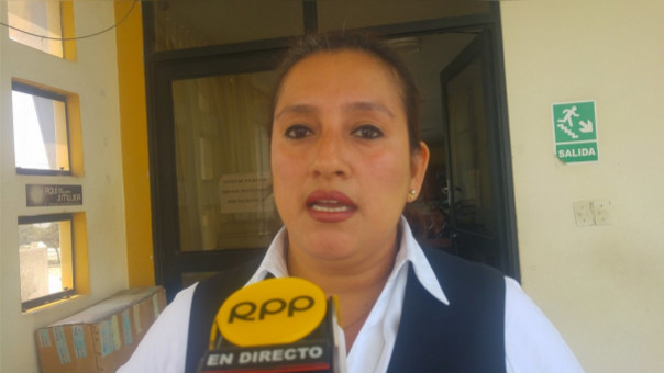doctora Aracely Roncal