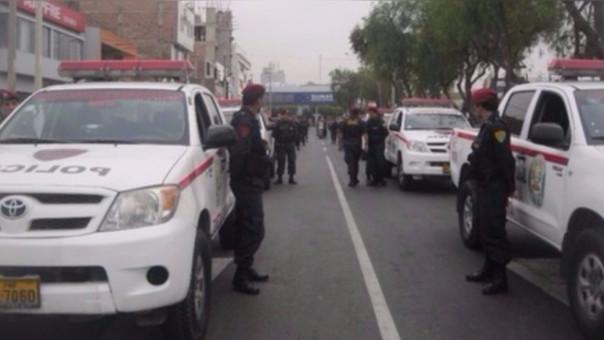 Inseguridad ciudadana: La Libertad necesita patrulleros