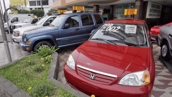 Autos usados en gogo.pe