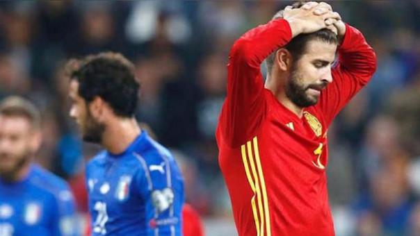 Piqué se va de la Selección de España tras el Mundial Rusia 2018.