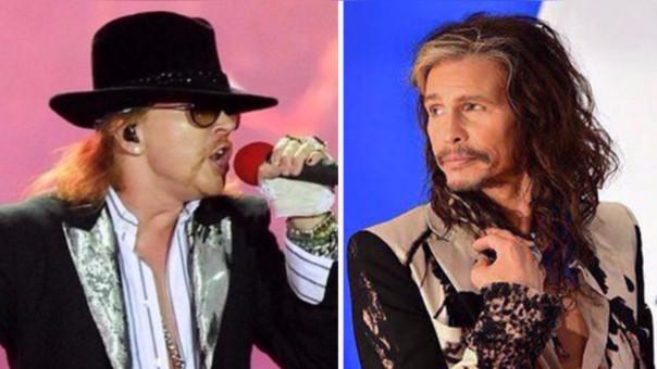 Aerosmith se despedirá de los escenarios el 24 de octubre en el Estadio Nacional.