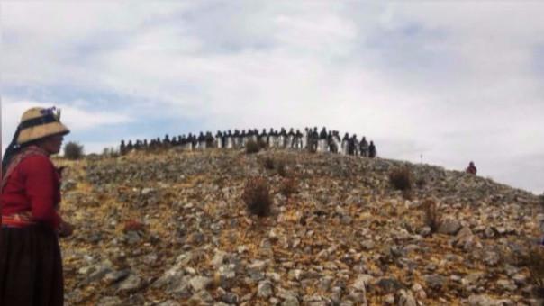 El enfrentamiento del 14 de octubre entre comuneros y policías en Apurímac dejó un muerto.