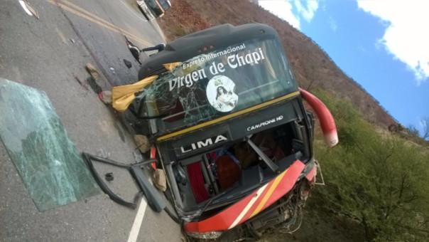 Nuevo accidente de tránsito en Jaén