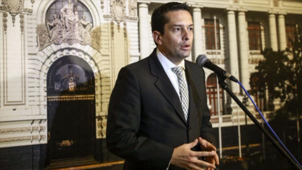 Miguel Torres dijo que pequeñas empresas facturan hasta S/1,700 UIT según ley.